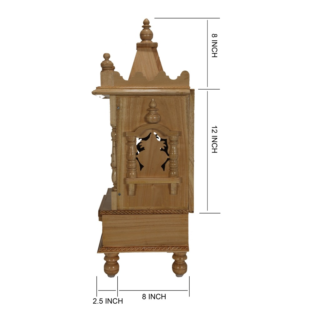 Sevan Wood Small Temple for Home in USA - SW101328 - Sevan Wood ...