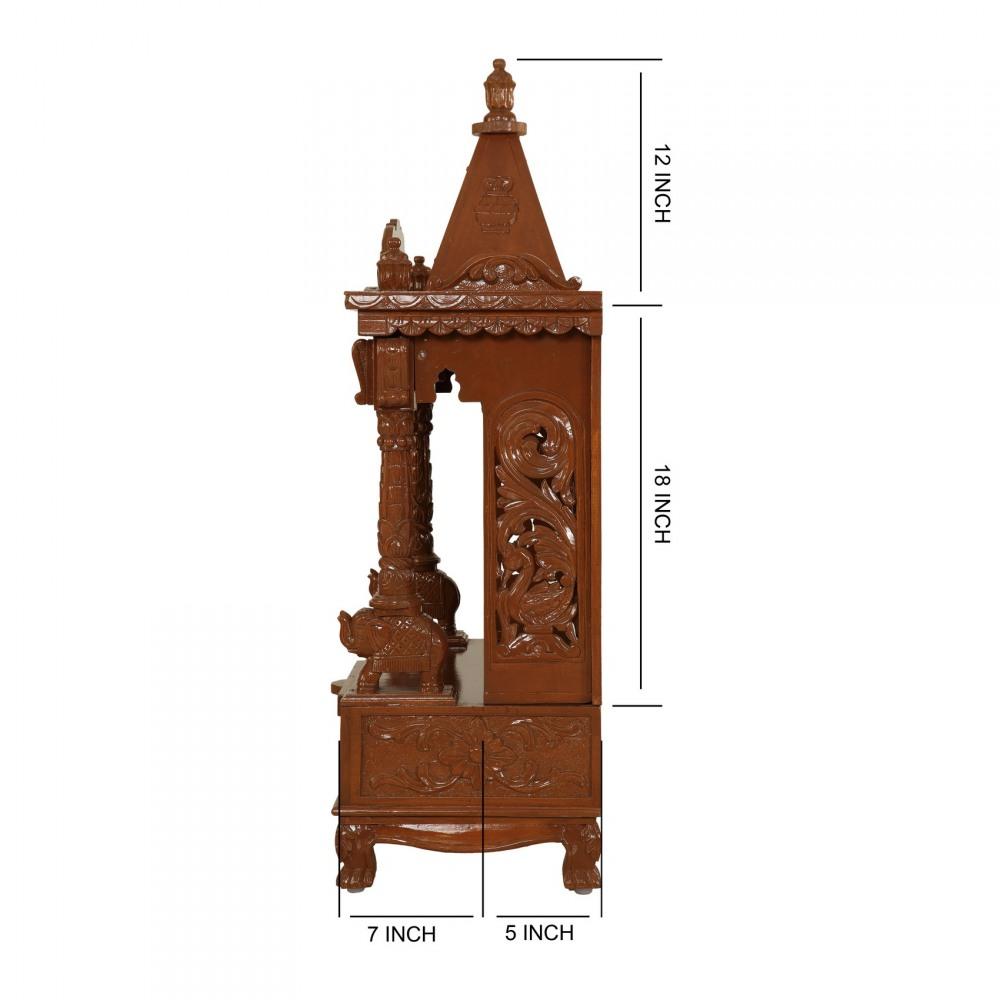 Sevan Wood Pooja Mandir Models for Home - 170613_2585 - Sevan Wood ...